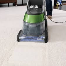 it has a much bigger cleaning head than other home carpet cleaners the bis has dual roller brushes with 12 rows of bristles each