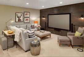 movie room furniture. great wood treatment on tv wall rrevere pewter by ben moore revere the walls are painted in from family room movie furniture p