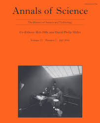 annals of science student essay prize the british society for annals of science student essay prize