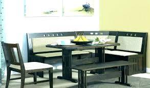 dining nook kitchen set ideas beautiful breakfast table chelsea all wood