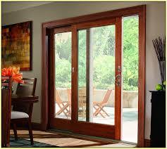 gorgeous andersen patio door doors with blinds between the