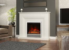 elgin and hall amorina electric fireplace suite