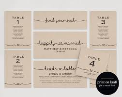 Seating Chart Wedding Sign Wedding Seating Chart Seating Plan Template Diy Printable Pdf Table Cards Seating Cards Wedding Sign Instant Download Bpb140_5