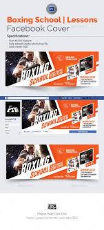 boxing facebook cover template facebook cover template facebook cover photo template