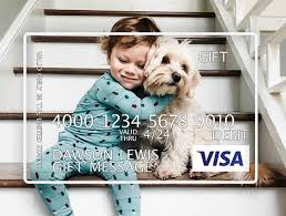 No, although you may be able to use them to purchase multiple gift cards for the same retailer and then use them at once, or use the multiple debit cards in the same transaction in person 1 level 1 Visa Gift Cards Brand Gift Cards Reward Cards With Your Logo Perfectgift Com