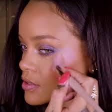 4 tricks we ve learnt from rihanna s mesmerising makeup tutorials