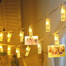 Battery Powered Clip On Light Battery Powered 1m 2m Clip Led Strip Light Holiday String