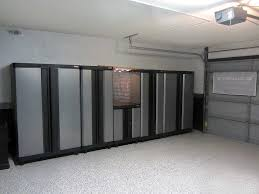 Floor To Ceiling Garage Cabinets Epoxy Floor And Garage Cabinets
