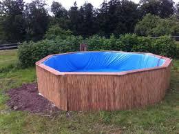 2 diy hot tubs and swimming pools