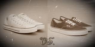 converse vs vans. converse all star vs. vans (english version) vs