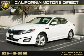 Used 2015 Kia Optima for sale in Stanton, CA - California Motors Direct