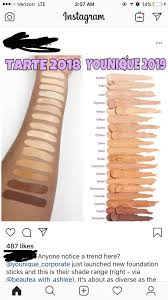 Younique Touch Foundation Color Chart 45 Unexpected Younique Foundation Chart