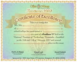 Making A Certificate Certificate Of Participation Design 1 Elsik Blue Cetane