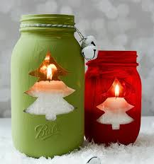 Decorate A Jar For Christmas Mason jar decorations Christmas The Exclusive Group LLC Online 35