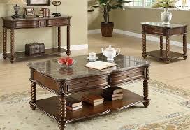 marble top end tables. Homelegance Lockwood Square End Table W/ Marble Top Tables E