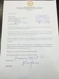 mar roxas resigns as dilg secretary nite writer photo grabbed from gmanews twitter account