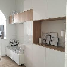 besta office. meubles ikea method ide rangement pice vivre du studio besta office
