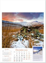 November 2020 Calendar Landscape Light Landscape Calendar 2020 Rose Calendars