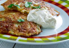 french onion potato latkes my jewish
