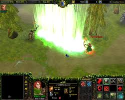 dota 2 open role playing game