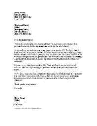 Letter Apologizing For Multiple Billing Errors For Microsoft Sample