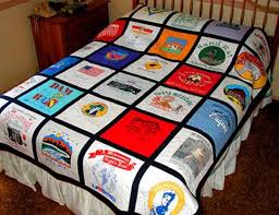 T Shirt Quilt Patterns Impressive Free T Shirt Quilt Instructions