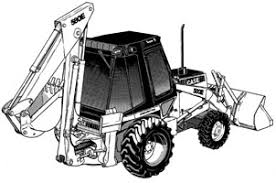 case 580 super e loader backhoe service manual newoldmanuals com case 580e 580 super e loader backhoe service manual