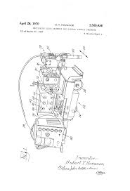 patent us3509436 oscillator slide assembly and control circuit patent drawing