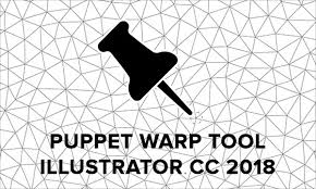 How To Use Puppet Warp Tool In Illustrator Cc 2018 Video Designeasy