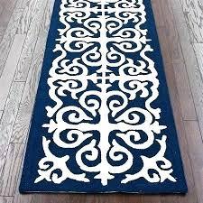 elegant navy blue runner rug or blue runner rug navy blue runner rug inspiration navy blue