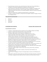 Sephora Resume Top Free Resume Samples Writing Guides For All