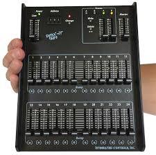 dmx it 524 lighting controller front