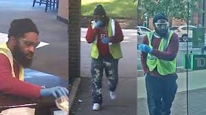 philadelphia police search for safety vest wearing serial bank  philadelphia police search for safety vest wearing serial bank robber com