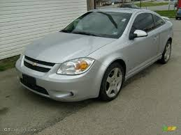 2007 Ultra Silver Metallic Chevrolet Cobalt SS Coupe #29266294 ...