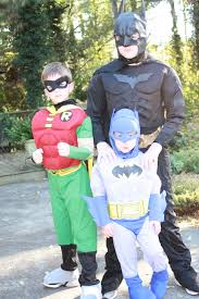 halloween essays essays opinions and curated news for the public  holy costume batman it s halloween new south essays the wallace boys as batman robin and