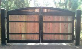 at tahoe fence co inc we do more than just fences we specialize in gates too for every type of fence we build for you we have the gates to match