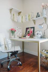 hey home office overhalul. My Sparkly Home Office In Our Little Apartment. Featured On Style Me Pretty Living! Hey Overhalul C