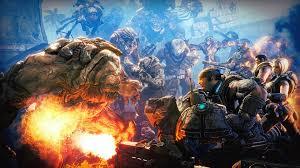 best game hd gears of war wallpaper