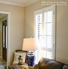 benjamin moore warm blue paint colors family room paint finally finished from the blog