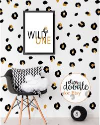 animal print wall stickers vinyl