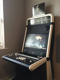 picture of vewlix slim arcade cabinet machine