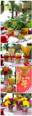 Italian Table Setting 17 Best Ideas About Italian Table Decorations On Pinterest