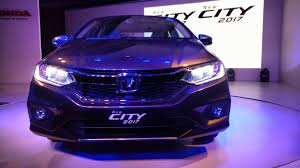 new car launches of honda in indiaHonda City 2017 launched in India Prices start at Rs 849 lakh