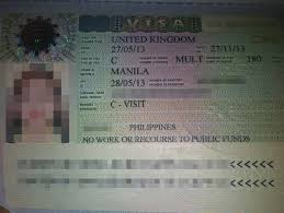 How I Got My Uk Tourist Visa In The Philippines More Fun With Ems