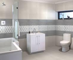 image of bathroom wall tiles design art stickers