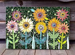 Small Picture Best 20 Mosaic wall ideas on Pinterest Mosaic Mosaic tile art