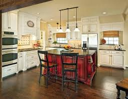 kitchen island table combination. Wonderful Kitchen Island Table Combination Awesome Red Dazzling