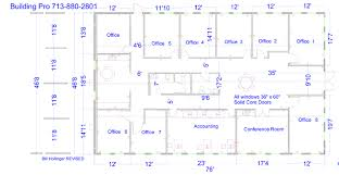 Office Building Plans Floor Plans For Commercial Modular Office Buildings