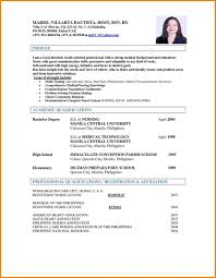 Mbbs Resume Sample Format For Doctors Doctor India Templates
