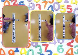 Na Aula de A.L. seguimos xogando e aprendendo co Escornabot . Desta vez  axudounos a practicar a suma. Sobre a recta numérica soame.… | Recta  numerica, Matematicas